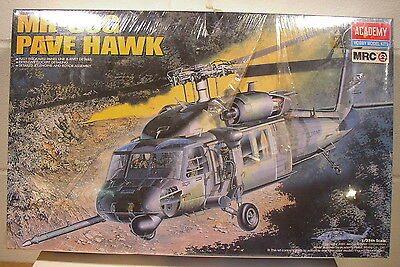 2001 Acadamy / MRC 1:35 MH-60G Pave Hawk Helicopter Model Kit MIB / Sealed