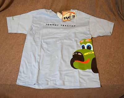 John Deere Johnny Tractor T-Shirt Juvenile Size 7 New w/Tag NWT