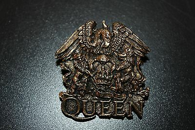 Genuine Queen 1992 Inferno Tour Badge By The Bulldog Buckle Co.