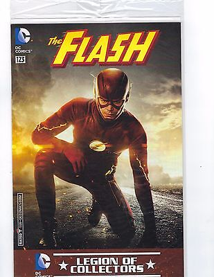 Flash # 123 Legion Of Collectors Variant Cover Sealed NM DC