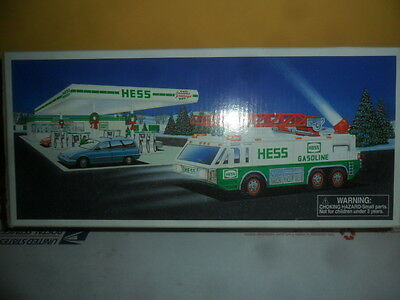 1996 Hess Emergency Truck NEW in the Box      ** FREE SHIP USA **