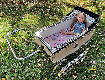 Vintage 1950's Coronet Baby Carriage Pram