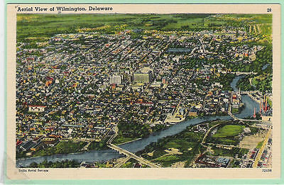 Aerial View Wilmington, Delaware 72638**