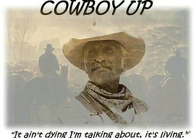 "Lonesome Dove Gus Horse refrigerator magnet 2 1/2  ""X 3 1/2 """