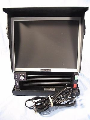 Vintage Sound 8mm Portable Projector Fairchild Galaxy 900
