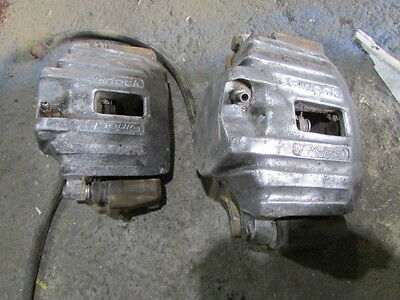 Holden Hz Girlock Alloy Brake Calipers Front Pair Vgc May Suit Hq Hj Hx