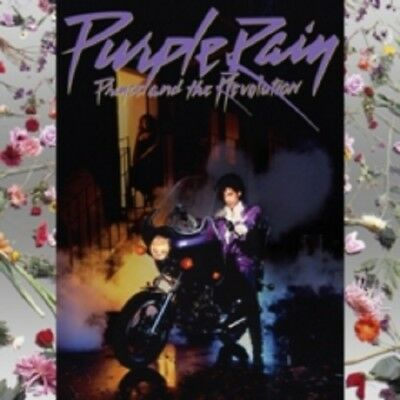 Prince and The Revolution Purple Rain New 3 Disc CD + DVD