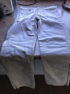 "THOMAS COOK child 30"" waist stretch moleskin jeans regular fit"