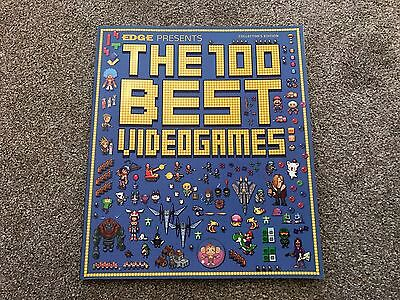 Edge Presents The 100 Best Videogames Special Bookazine Retro Video Gaming 2007
