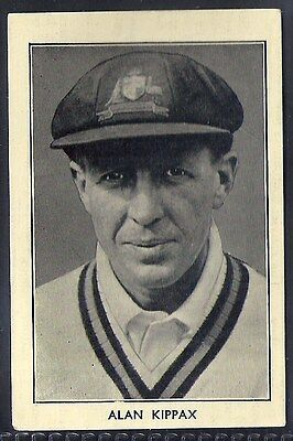Amalgamated Press-Australian & English Cricket Stars-#14- Kippax