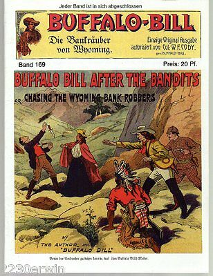 BUFFALO BILL Band 169 / Col.William F.Cody / GROSS-FORMAT