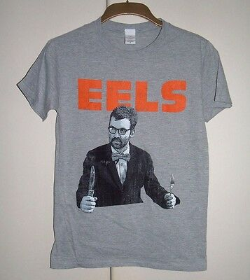 EELS - EUROPE 2013 - OFFICIAL TOUR T-SHIRT - NEW SMALL (Mark Oliver Everett)