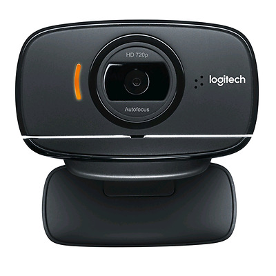 Logitech Retail Webcam Logitech HD B525 USB, black
