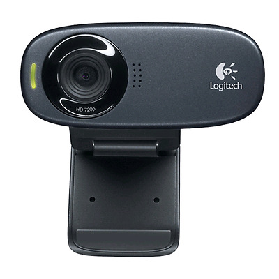 Logitech Retail Webcam Logitech HD C310 USB, black