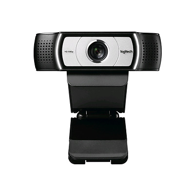 Logitech Retail Webcam Logitech HD C930e USB, black