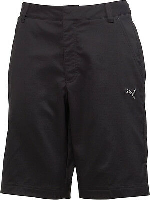 Puma Tech Mens Golf Shorts - Black