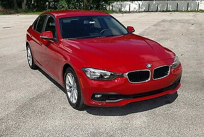 2016 BMW 3-Series  2016 BMW 320i xDrive