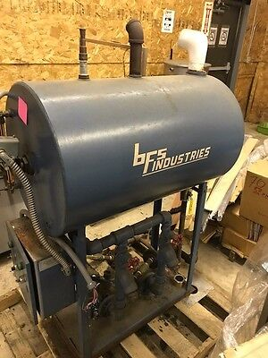 BF Industries Condensate Tank for Boiler