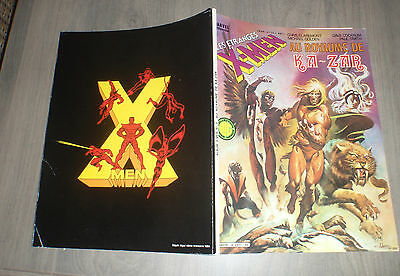 Marvel / lug @@ Albim X-MEN 4 : au royaume de Ka-Zar