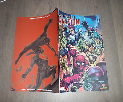 PANINI @ secret invasion  @ Edition variant 7