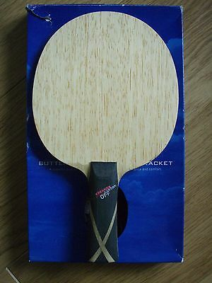 Butterfly Kreanga Powerkev Carbon Off FL Table Tennis Blade (20% OFF)