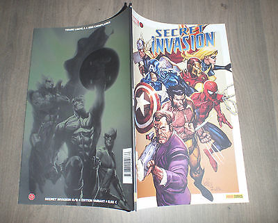 PANINI @ secret invasion  @ Edition variant 8