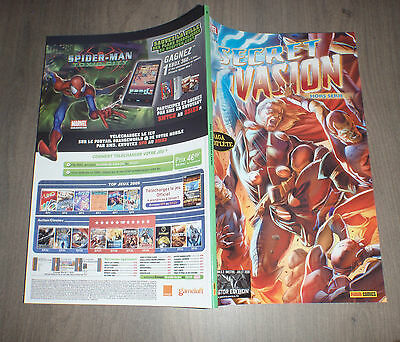 PANINI @ secret invasion  @ Hors-serie 2  - collector edition
