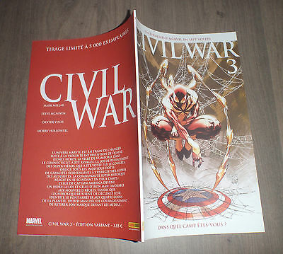 PANINI @ civil war 3 @ Edition variant