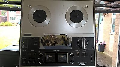Sony Tc-377 Reel To Reel Tape Recorder - Used