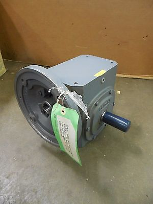 Boston Gear F73230B9J 30:1 Ratio Right Angle Gearbox Speed Reducer 2.44Hp