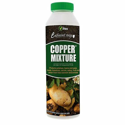 Vitax Copper Mixture 175g - Good For Potato Blight - FREE POSTAGE