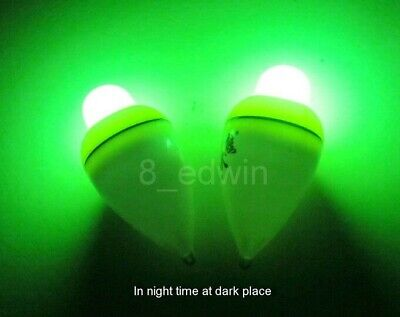2 of LED Luminously Electronic Night Fishing light Floats / Fast Local shipping