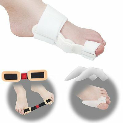 Bunion H03 Corrector Relief Kit 5pcs Hlyoon Hallux Valgus Pads Toe Spacers
