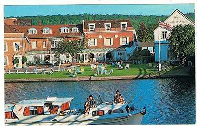 Unused Colourmaster P/C The Compleat Angler Hotel, Marlow