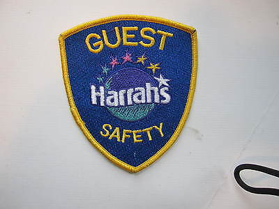 RARE  Harrah's Casino Guest Safety (Security) Dept.  Tunica, Mississippi