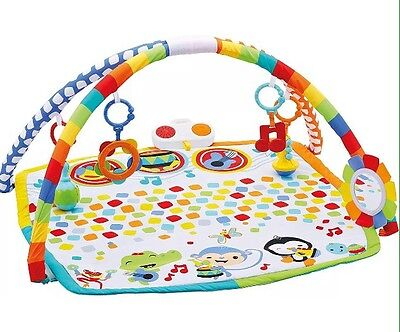 Tapis musical Fisher Price Arche Eveil Bébé Neuf