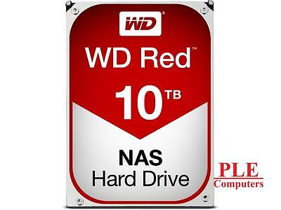 "WD Red WD100EFAX 3.5"" 10TB 256MB 5400RPM NAS HDD[WD100EFAX]"
