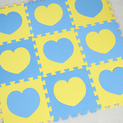 Crawling Rugs Soft baby games 1 PC Puzzle foam Mat Baby play Children's