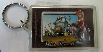 Kid Rock Vintage Lucite Keychain New No Longer Made