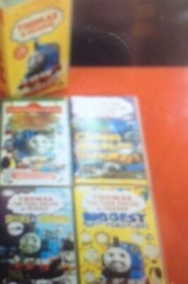 Joblot/ Bundle Of 6 Thomas The Tank Engine Videos On VHS Video - Childrens VHS