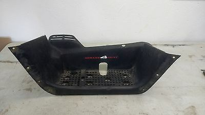 95 Polaris Xplorer 400 4X4 Right Footwell Foot well Rest  5432374-02 95 - 02