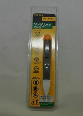 Tester New 200V-1000V Voltage Detector Pen Fluke 1AC-C2 Ii Non-Contact Voltal eo