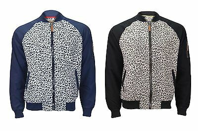 New Boys Soul Star Leopard Printed Quality Fully Lined Jacket Casual Top Coat