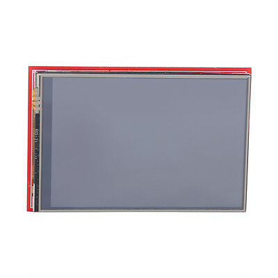 "3.5"" inch TFT LCD Touch Screen Module 480x320 For arduino uno mega2560 board Red"
