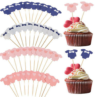 Baby Shower Boy Girl Unisex Gifts Table Decorations Cake Toppers Games & Favors