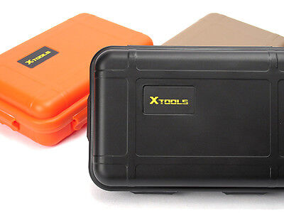 Newly Outdoor Waterproof Shockproof Storage Airtight Survival Container Case Box