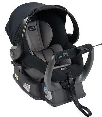 Britax Safe n Sound Unity Infant Carrier - Neos Black/Grey