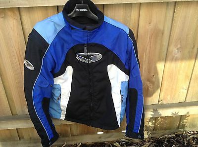 Men's Motorcycle Jacket And Gloves First Bike Owners Bargain