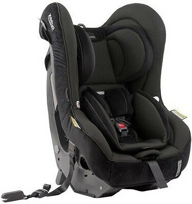 Britax Safe n Sound Slimm Line Convertible Car Seat  AHR ISOFIX - Black