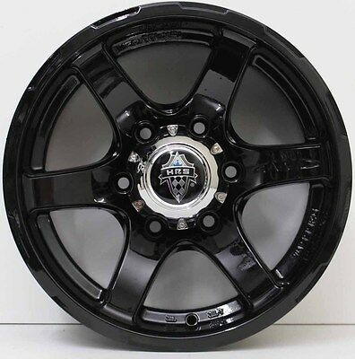 15 inch HR RACING HRS 4X4 ALLOY WHEELS